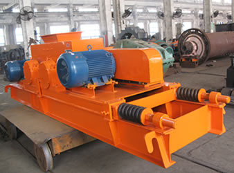 Photo 2 of Double Roller Crusher