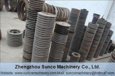 Workshop of Sunco Machinery