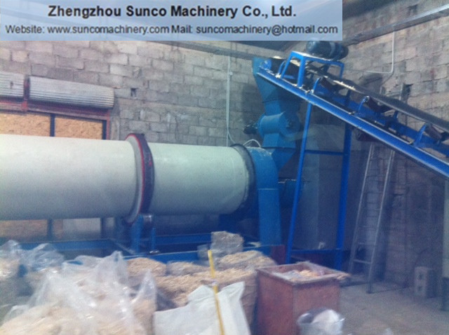 hot air furnace for the rotary dryer, rotary drum dryers