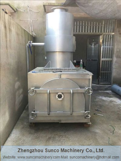 Animal Incinerator For Burning Dead Chicken Pig Pet Such