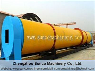 Coal Slurry Dryer