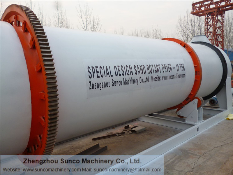 Sand Dryer, Silica Sand Dryer, Sand Rotary Dryer, Sand Drying Machine
