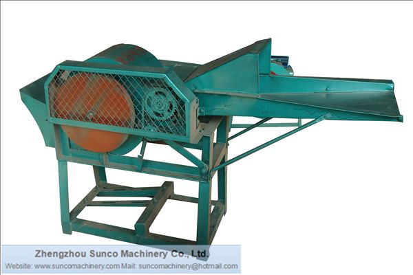 Branch and Cotton Stem Shredder, Cotton Stem Shredder