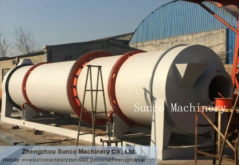 Bentonite Dryer