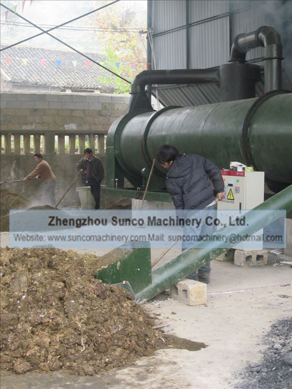Chicken Manure Drying Plant, Chicken Manure Dryer, Poultry Manure Dryer, Chicken Manure Drying Machine