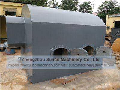 Hot Air Furnace for Chicken Manure Dryer