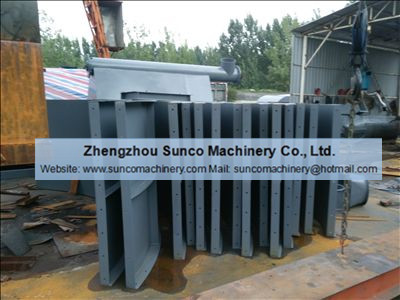 Product Silo for dried chicken Manure