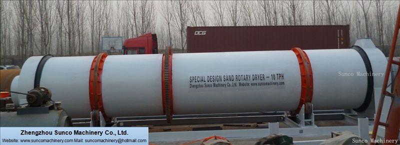 Rotary Dryer, Rotary drum dryer, rotary dryer machine
