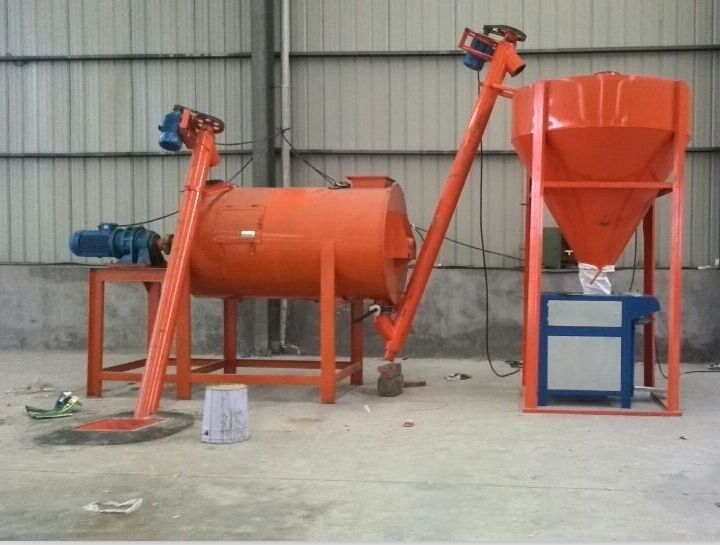 Low Price Small Dry Mortar Mixing Machine