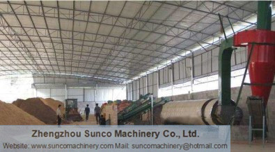sawdust drying machine, sawdust rotary dryer, sawdust dryer machine