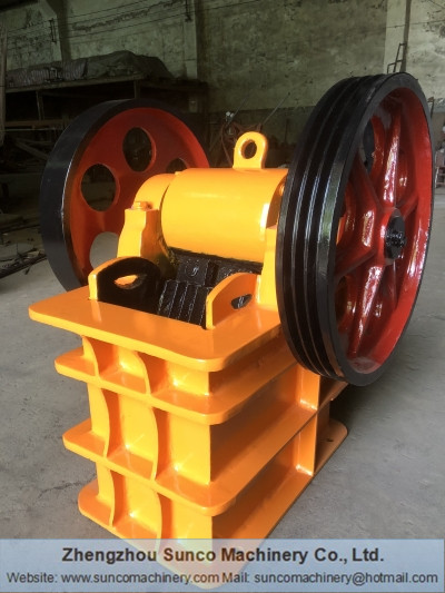 Small Rock Crusher for Peru Customers, small jaw crusher